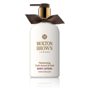 Molton Brown Mesmerising Oudh Accord and Gold Body Lotion Christmas Edition