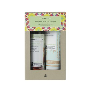 Korres Bergamot Pear Set (Worth £18.00)