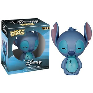 Disney Lilo and Stitch Stitch Dorbz Action Figure