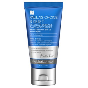 Paula's Choice Resist Cellular Defense Daily Moisturizer SPF 25 (60ml)