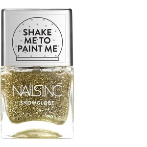 nails inc. Snowglobe Nail Polish - Metallic