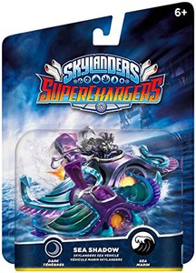 Skylanders Superchargers - Sea Shadow