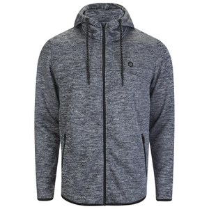 Jack & Jones Men's Dylan Zip Through Hoody - Navy Blazer