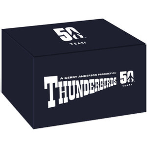 Official Thunderbirds 50th Anniversary Collectors Box - 1,000 Limited Run