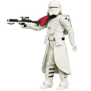 Star Wars: The Force Awakens First Order Snowtrooper Officer Exclusive Action Figure