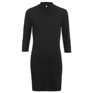 ONLY Women's Style 3/4 Length Dress - Black