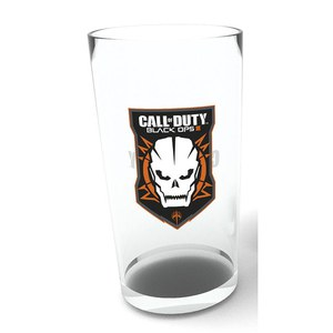 Call Of Duty Black Ops 3 Logo - Pint Glass