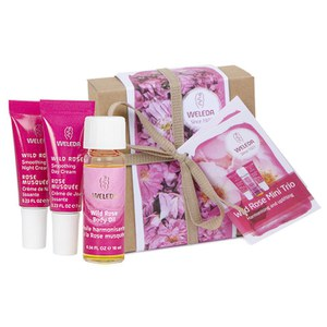 Weleda Wild Rose Mini Gift Box