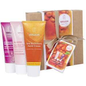 Weleda Hand Cream Trio Gift Box