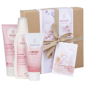 Weleda Almond Trio Gift Box