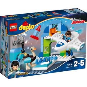 LEGO DUPLO: Miles' Stellosphere hangaar (10826)
