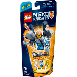 LEGO Nexo Knights: Ultimativer Robin (70333)