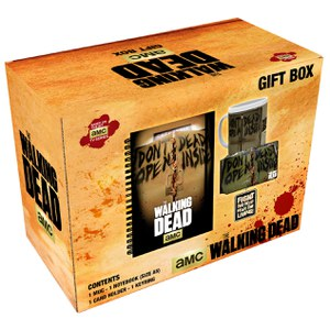 The Walking Dead Gift Box