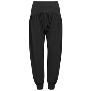 Myprotein Women's Harem Yoga Pants  - Black