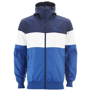 Puma Men's Wind Jacket - Limoges