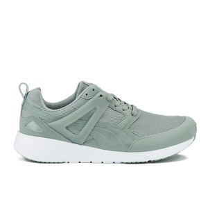 Puma Men's Aril Running Trainers - Limestone