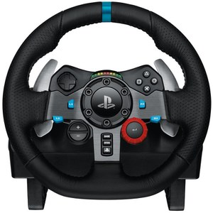 Logitech® G29 Driving Force Racing Wheel for PlayStation®4, PlayStation®3 and PC - USB - EMEA