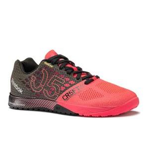 Мужские кроссовки Reebok Crossfit Nano 5.0 - Neon Вишнево/Черные