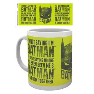 DC Comics Batman Comic I'm Not Saying - Mug