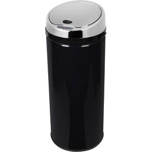 Morphy Richards 971512/MO 42L Round Sensor Bin - Black