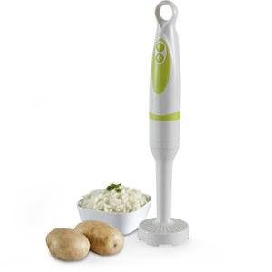 Elgento E19018 Potato Masher - White