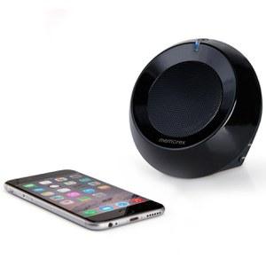 Memorex MW303BK Portable Rechargeable Bluetooth Speaker - Black