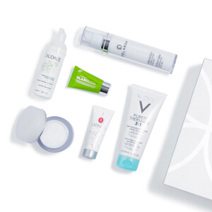 LOOKFANTASTIC NORMAL/COMBINATION HEALTHY SKIN BOX