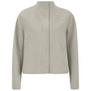 Selected Femme Women's Elga Coat - Silver Lining