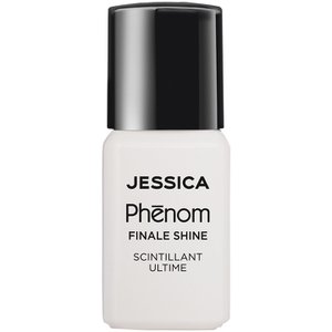Vernis de finition Scintillant ultime Phénom Jessica Nails Cosmetics (15 ml)