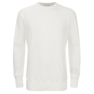 Universal Works Men's Lux Jersey Heskin Sweatshirt - Natural