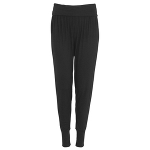 Derek Rose Women's Carla Lounge Trousers - Black