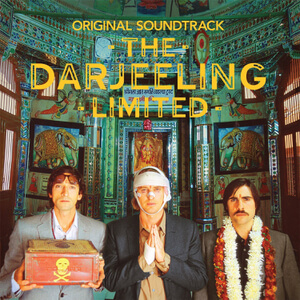 The Darjeeling - The Original Soundtrack OST (1LP) - Limited Black Vinyl