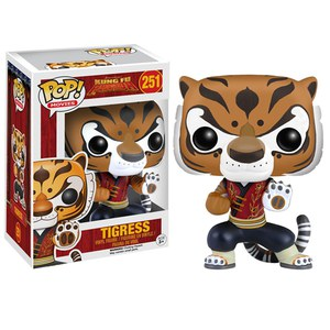 Kung Fu Panda Tigress Funko Pop! Figuur