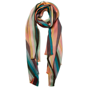 Paul Smith Accessories Women's Mainline Stripe Scarf - Multi