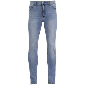 Cheap Monday Men's Tight Skinny Jeans - Stonewash Blue