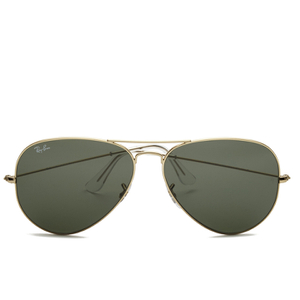 Ray-Ban Aviator II Large Metal Sunglasses - Arista