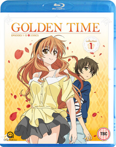 Golden Time Collection 1 - Episodes 1-12