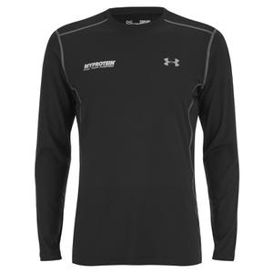 Under Armour Men's Raid Long Sleeve T-Shirt - Black