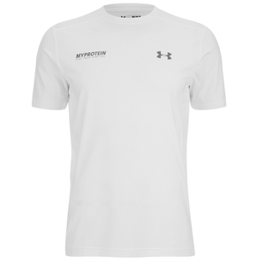 Under Armour Men's Raid Short Sleeve T-Shirt - White