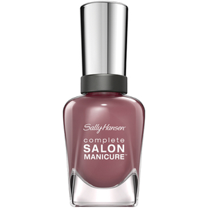 Sally Hansen Complete Salon Manicure Nail Colour - Plums the Word 14.7ml
