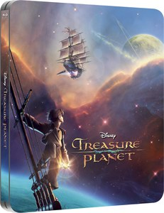 Treasure Planet – Zavvi Exclusive Limited Edition Steelbook (The Disney Collection #35)