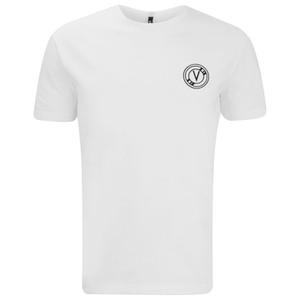 Versus Versace Men's Small Logo T-Shirt - White