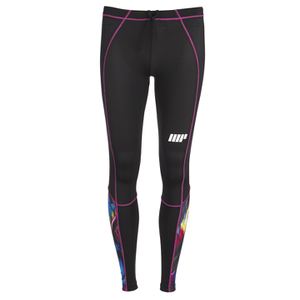 Myprotein Women's Psychedelic Running Leggings