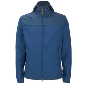 Fjallraven Men's Abisko Hybrid Jacket - Uncle Blue