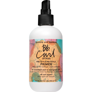 Bb Curl Pre/Re Style Primer (250ml)