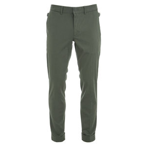 J.Lindeberg Men's Smart Trousers - Military Green