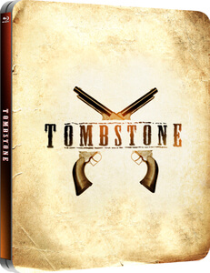 Tombstone - Zavvi exklusives (UK Edition) Limited Edition Steelbook