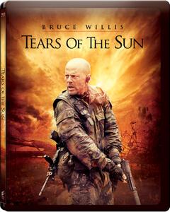 Tränen der Sonne - Zavvi exklusives Limited Edition Steelbook (limitiert auf 2000 Kopien) Blu-ray