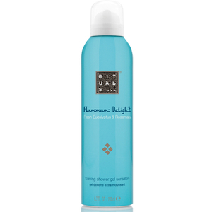 Rituals Hammam Delight Shower Foam (200ml)