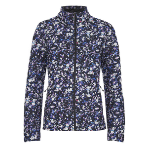 The North Face Women's Thermoball Jacket - TNF Black Floral Crystal